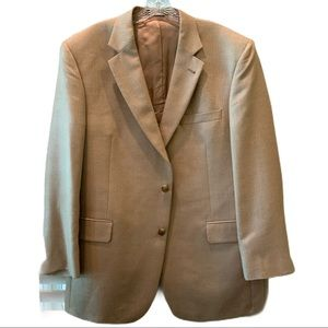 Gorgeous Jos A Bank Tan Sport Coat